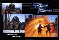 Starship Troopers - 11 x 17 Movie Poster - Style F