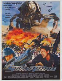 Starship Troopers - 11 x 17 Poster - Foreign - Style A