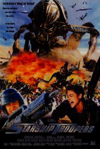 Starship Troopers - 27 x 40 Movie Poster - Foreign - Style A