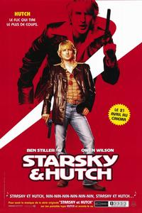Starsky & Hutch - 11 x 17 Movie Poster - French Style B