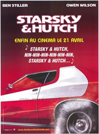 Starsky & Hutch - 30 x 40 Movie Poster - French Style A