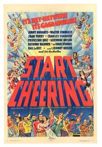 Start Cheering - 27 x 40 Movie Poster - Style A