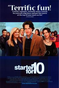 Starter for Ten - 11 x 17 Movie Poster - Style A