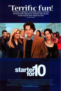 Starter for Ten - 27 x 40 Movie Poster - Style A