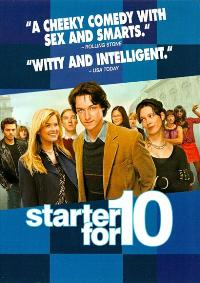 Starter for Ten - 11 x 17 Movie Poster - Style B
