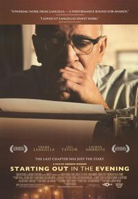 Starting Out in the Evening - 43 x 62 Movie Poster - Bus Shelter Style A