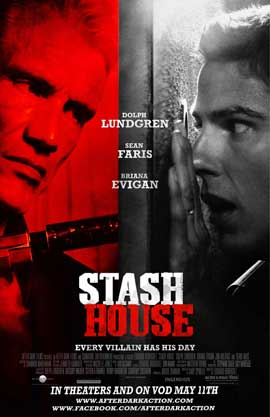 Stash House - 11 x 17 Movie Poster - Style A