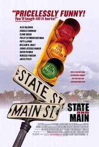 State and Main - 27 x 40 Movie Poster - Style A