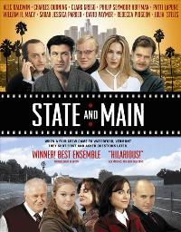 State and Main - 11 x 17 Movie Poster - Style B