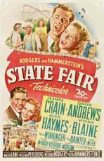 State Fair - 11 x 17 Movie Poster - Style E