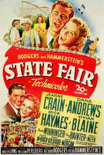State Fair - 27 x 40 Movie Poster - Style A