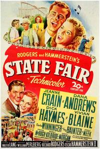 State Fair - 43 x 62 Movie Poster - Bus Shelter Style A