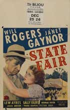 State Fair - 11 x 17 Movie Poster - Style C