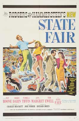 State Fair - 11 x 17 Movie Poster - Style D