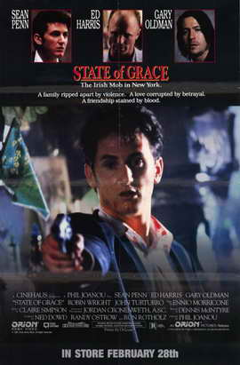 State of Grace - 11 x 17 Movie Poster - Style B
