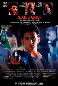 State of Grace - 27 x 40 Movie Poster - Style B