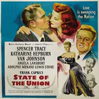 State of the Union - 40 x 40 - Movie Poster - Style A