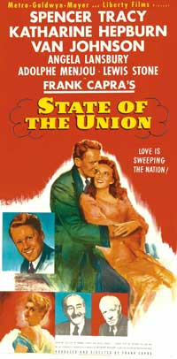 State of the Union - 11 x 17 Movie Poster - Style B