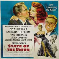 State of the Union - 30 x 30 Movie Poster - Style A