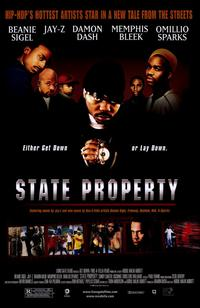State Property - 11 x 17 Movie Poster - Style A
