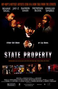 State Property - 43 x 62 Movie Poster - Bus Shelter Style A