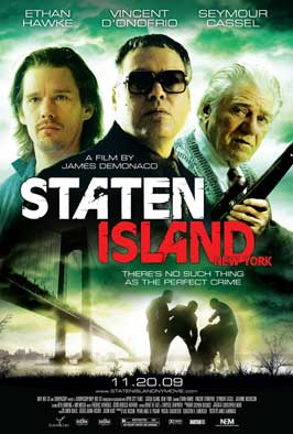Staten Island - 11 x 17 Movie Poster - Style A