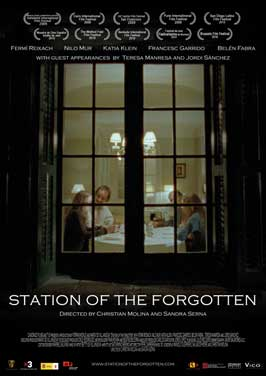 Station of the Forgotten - 11 x 17 Movie Poster - Style A