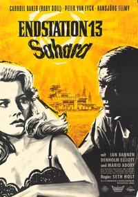 Station Six-Sahara - 11 x 17 Movie Poster - German Style A