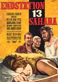 Station Six-Sahara - 11 x 17 Movie Poster - German Style B