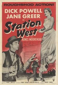 Station West - 11 x 17 Movie Poster - Style B