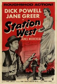 Station West - 27 x 40 Movie Poster - Style A