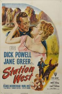 Station West - 11 x 17 Movie Poster - Style C