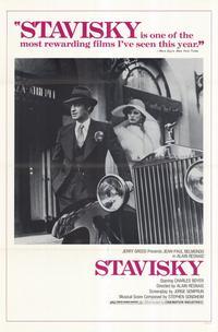 Stavisky - 11 x 17 Movie Poster - Style A