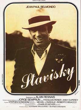Stavisky - 11 x 17 Movie Poster - French Style A