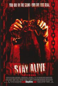 Stay Alive - 11 x 17 Movie Poster - Style A