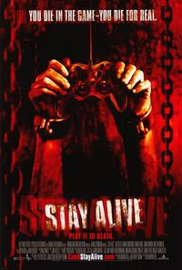 Stay Alive - 27 x 40 Movie Poster - Style A