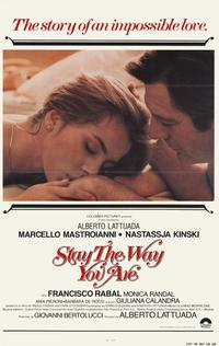 Stay As You Are - 11 x 17 Movie Poster - Style B