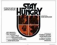 Stay Hungry - 11 x 14 Movie Poster - Style A