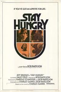 Stay Hungry - 27 x 40 Movie Poster - Style A