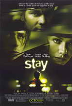 Stay - 27 x 40 Movie Poster - Style A