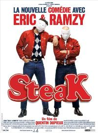 Steak - 11 x 17 Movie Poster - French Style A