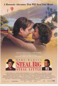 Steal Big, Steal Little - 27 x 40 Movie Poster - Style A