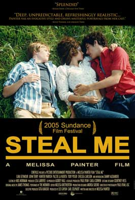 Steal Me - 11 x 17 Movie Poster - Style A