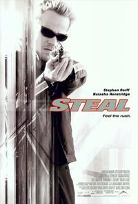 Steal - 11 x 17 Movie Poster - Style A