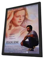 Stealing Home - 11 x 17 Movie Poster - Style A - in Deluxe Wood Frame