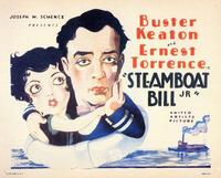 Steamboat Bill, Jr. - 11 x 14 Movie Poster - Style A