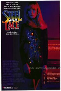 Steel and Lace - 27 x 40 Movie Poster - Style A