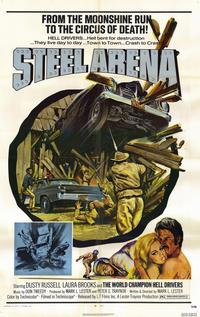 Steel Arena - 11 x 17 Movie Poster - Style A