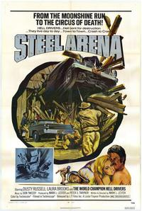 Steel Arena - 27 x 40 Movie Poster - Style A