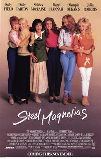 Steel Magnolias - 11 x 17 Movie Poster - Style A - Museum Wrapped Canvas